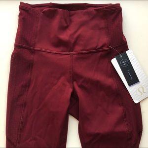 Lululemon Body Con Crop pants